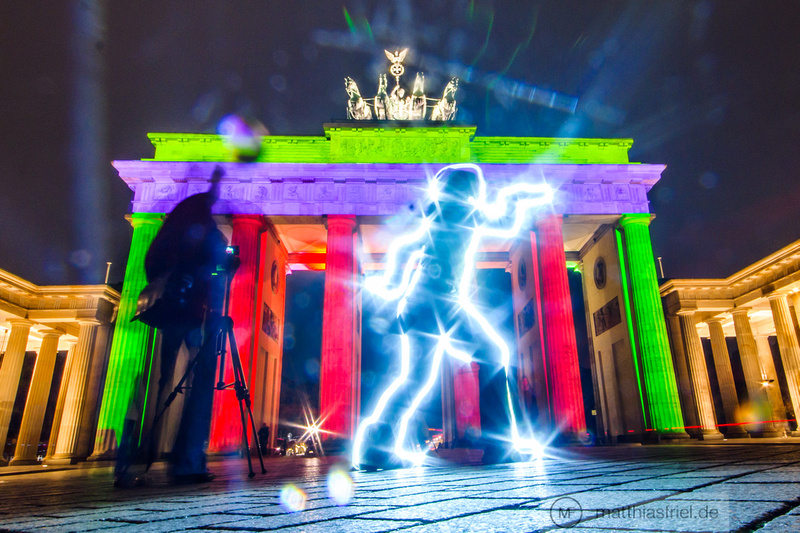 Matthias Friel: festival of lights berlin 2012 &emdash;