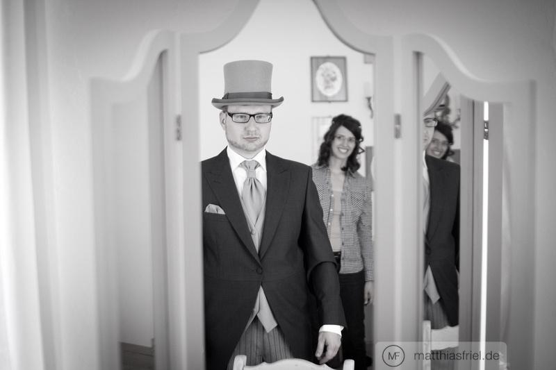 Matthias Friel: Hochzeit: Schloss Neuhausen &emdash;