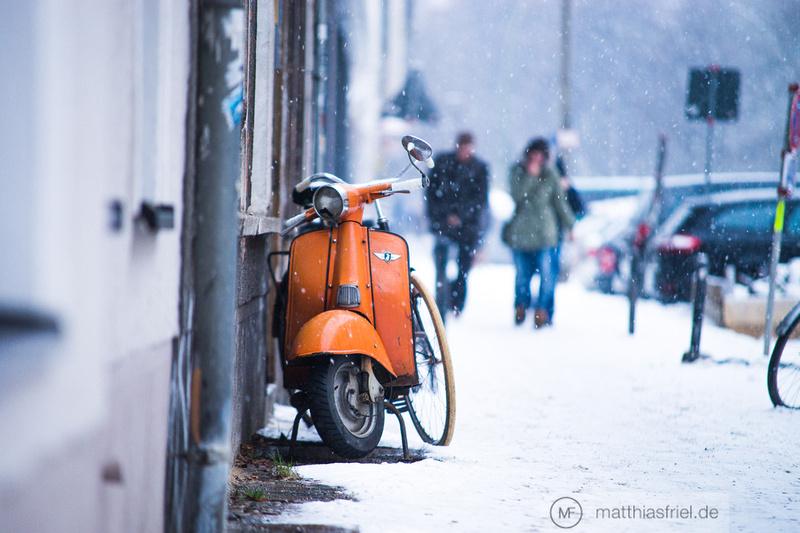 Matthias Friel: winter berlin 2013 &emdash; Winterbilder aus Berlin