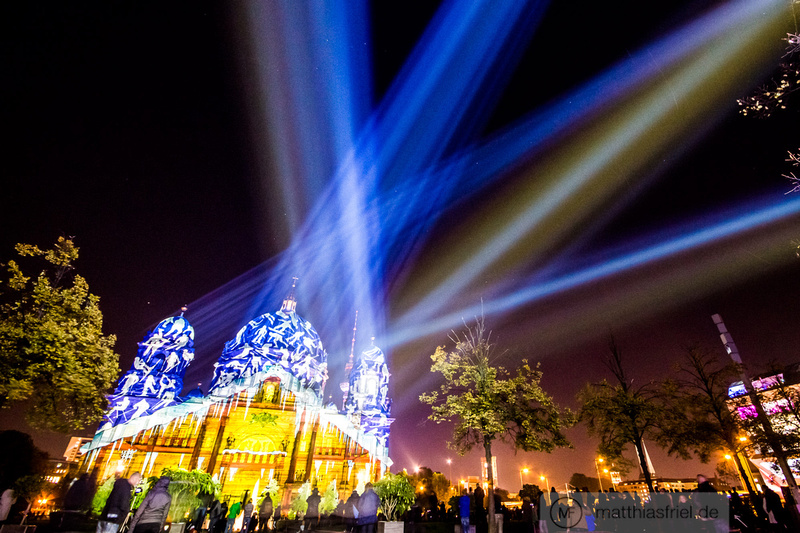 Matthias Friel: festival of lights berlin 2012