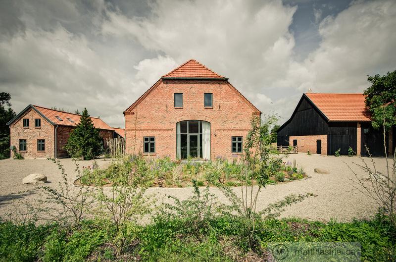 Matthias Friel: Architektur &emdash; Middenmank - Feriendomizil Glaisin - Architekturfotografie  Matt