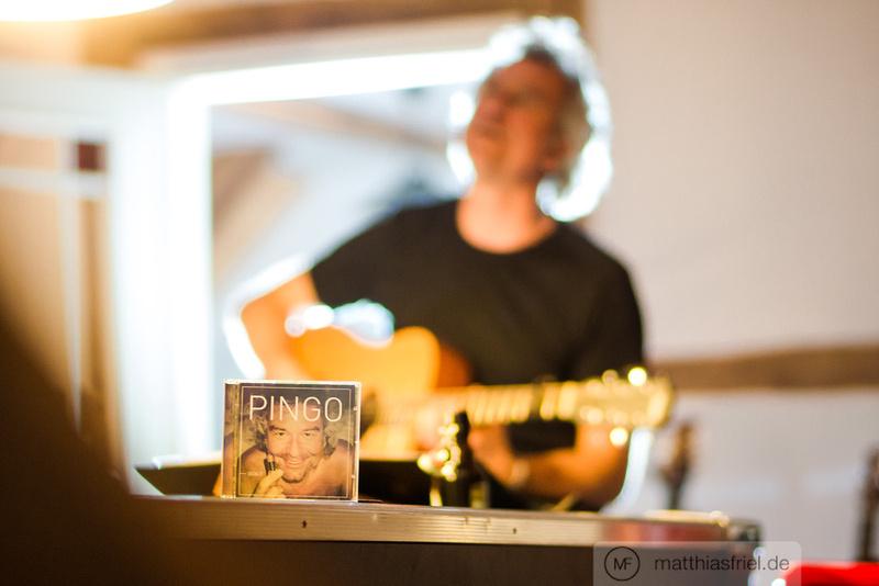 Matthias Friel: pingo - debüt &emdash;